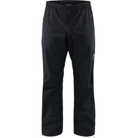 Haglöfs L.I.M - Pantalones de Trekking Hombre - negro